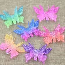 butterfly hair plastic butterfly hair plastic butterfly hair