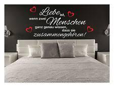wandsprüche schlafzimmer deko wandtattoos wandbilder für schlafzimmer ebay