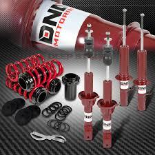 lexus concord ebay for 89 91 civic red dna gas strut shock suspension adjustable