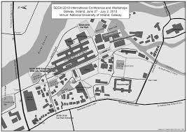 Clu Campus Map Segh 2010 International Conference And Workshops