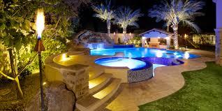 Backyard Oasis In Gilbert  Project Phoenix Landscaping Design - Backyard oasis designs