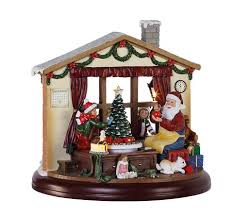 Double Sided Christmas Window Decorations by Icy Craft Musical