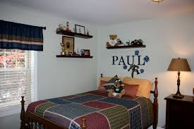bedroom cute decorations for boys rooms on floating shelves with