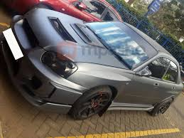 subaru kenya impreza this is the expensive car filthy rich young kenyans drive photos