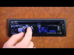 jvc separated variable color display youtube