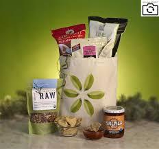 vegan gift basket fresh and gluten free vegan gift basket