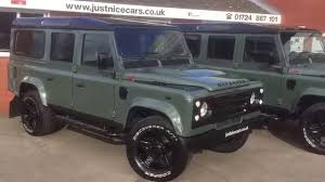original land rover defender 2012 12 land rover defender 110 2 2 tdci county rs 7 seater