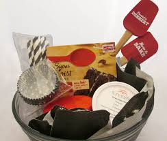 baking gift basket gifts theme baskets on a budget scholastic
