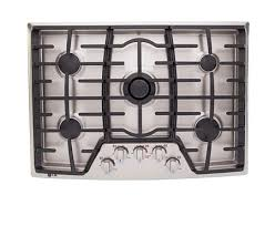 Gas Cooktops Canada Cooktops Lg Lcg3691st Gas Cooktop Lg Electronics Canada