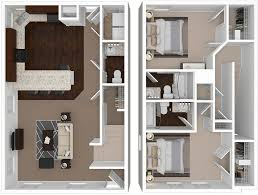 bedroom floorplan floorplans outpost fort collins 2 3 4 5 bedrooms