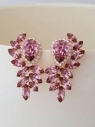 Chandelier Earrings Etsy 383 Best Wedding Jewellery Images On Pinterest Jewelry Bridal