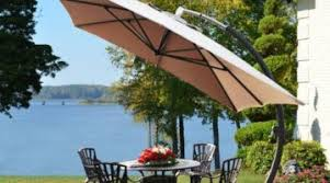 curved patio umbrella 1000 images about patio review