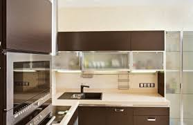 Stained Glass Kitchen Cabinet Doors by Ease New Kitchen Tags Small Modern Kitchen Design Glass Cabinet