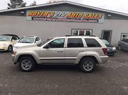 2007 jeep grand 4wd system 2007 jeep grand laredo 4dr suv 4wd in dubois pa royers