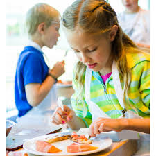 Kids Eating Table Teach Kids About Farm To Table Eating Le Petit Cotillion