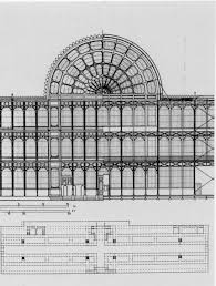 Palace Floor Plans Gallery Of Ad Classics The Crystal Palace Joseph Paxton 6