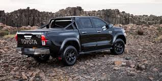 land cruiser pickup accessories 2017 toyota hilux trd announced loaded 4x4