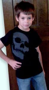 spirit halloween austin diy monday u2013 boys skull shirt the smithocracy