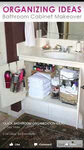small cabinet organization for bathroom white sky woods ideas