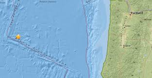 Eugene Zip Code Map by No Tsunamis After 5 Earthquakes Off Oregon Coast Oregonlive Com