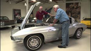 stingray corvette 1963 1963 corvette stingray leno s garage