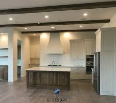 white dove kitchen cabinets with edgecomb gray walls paint colour review benjamin ballet white oc 9