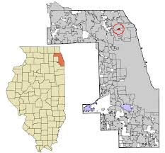 Zip Code Map Illinois by Golf Illinois Wikipedia