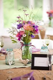 Mason Jar Flower Arrangement 37 Beautiful Mason Jar Wedding Centerpieces Weddingomania