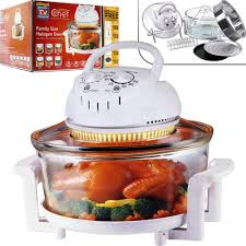 infra chef infrachef family size halogen oven plus extras amazon