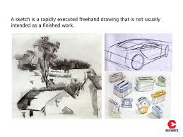 sketching basics part 1