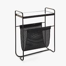 Zara Home Side Table Metal Side Table With Magazine Rack Furniture Decoration