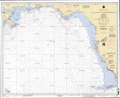 Map Of Mexico Coast by Us Charts Ocean Pro Weather Atlantic Sailing Routes
