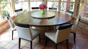 Dining Room Table With Lazy Susan Beautiful Decoration Turner Lazy Susan Dining Table West Elm
