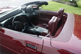 1993 corvette interior 1993 chevrolet corvette 2 door convertible 89003
