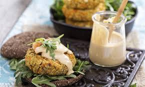 k che mannheim vegan power ü mit burger tut gut küche groupon
