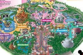 printable map disneyland paris park printable map of disneyland disney pinterest vacation disney