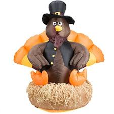 thanksgiving inflatables funtober