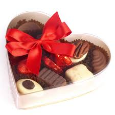 heart shaped chocolate large heart shaped chocolate gift box 10 truffles whitakers