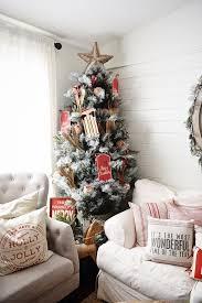 Christmas Livingroom by Top 40 Shabby Chic Christmas Decoration Ideas Christmas Celebrations
