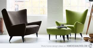 15 modern contemporary wingback chairs home design lover
