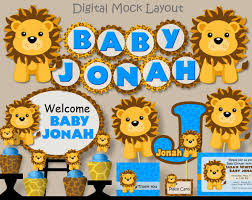baby lion king baby shower lion king baby shower party package lion king birthday