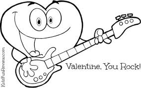 4 cute printable valentines coloring pages kid u0027s fun review
