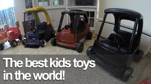 the best little tikes cosy coupes kids cars in the world youtube