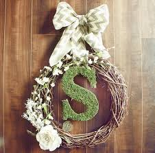 excellent etsy finds wreaths from chic wreath pretty my