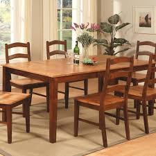 wood rectangular dining table wood rectangle dining tables that seats 6 under 500
