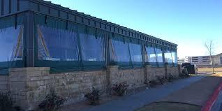 commercial patio enclosures u0026 clear patio curtains enclosureguy
