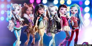 after high dolls names barbies are the new it but are high dolls a