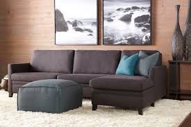 Sleeper Sofa With Chaise Comfort Sleeper Sectionals Endless Possibilities