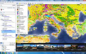 North America Biome Map by Geography Biomes And Anthromes About Italy Italy Geography