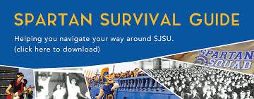 San Jose University Map by Associated Students Sjsu